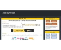 Kriptos domain név + wp oldal eladó