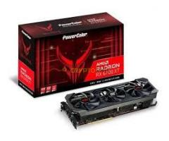 PowerColor Radeon Red Devil RX 6700XT 12GB GDDR6 - 14db - [netto 366.141 bruttó 465.000] - SZÁMLA +