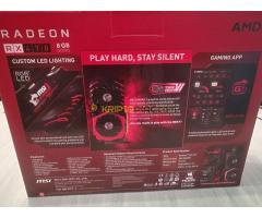 FUll DOBOZOS RX 470 8GB eladó