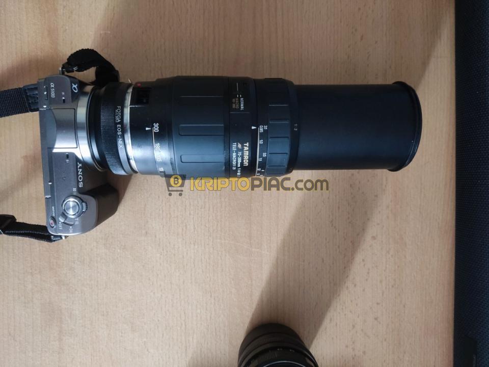 Hibás!  Tamron af 70-300mm 1: 4-5.6 Ld tele-makró (1: 2) eos 1 Ft - 3/7