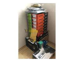 Mining Rig / 8x1660 SUPER, Bontatlan (SEALED) csomagolásban / 252.85 MH/s, 720W