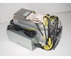 Bitmain Antminer L3+ 500MHS bánya eladó litecoin dogecoin