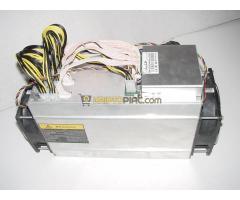 Bitmain Antminer L3+ 500MHS bánya eladó litecoin dogecoin - Kép 6/10