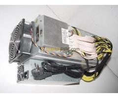 Bitmain Antminer L3+ 500MHS bánya eladó litecoin dogecoin - Kép 8/10