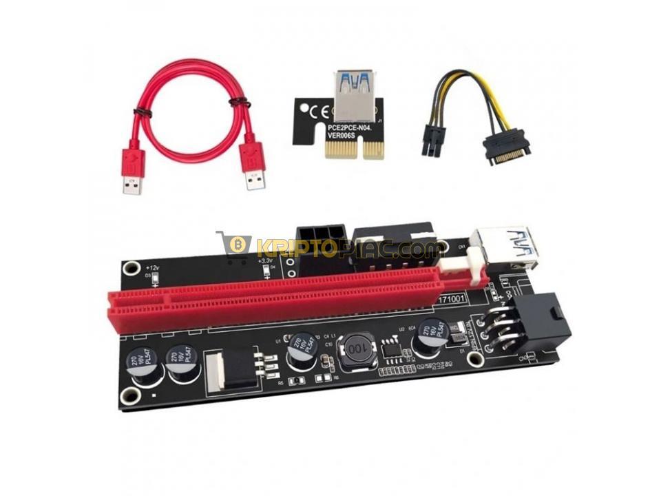 ÚJ VER009 riserek 60cm USB-vel +AZONNAL raktárról - 1/4