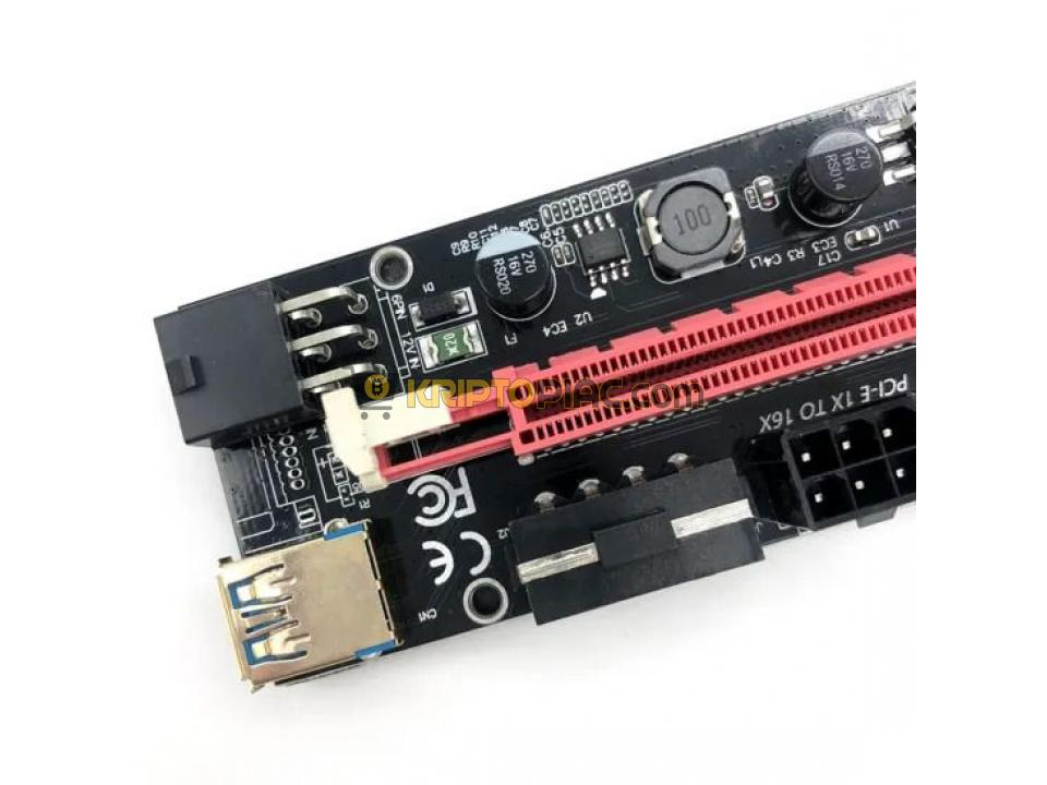 ÚJ VER009 riserek 60cm USB-vel +AZONNAL raktárról - 3/4