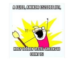 Ha hiszed, ha nem! Új magyar Kriptó - Greens4U (G4U) - Kép 10/12