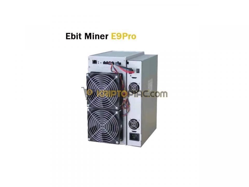 Ebit E9 Pro 25TH/s (Antminer-hez hasonló) - 1/1