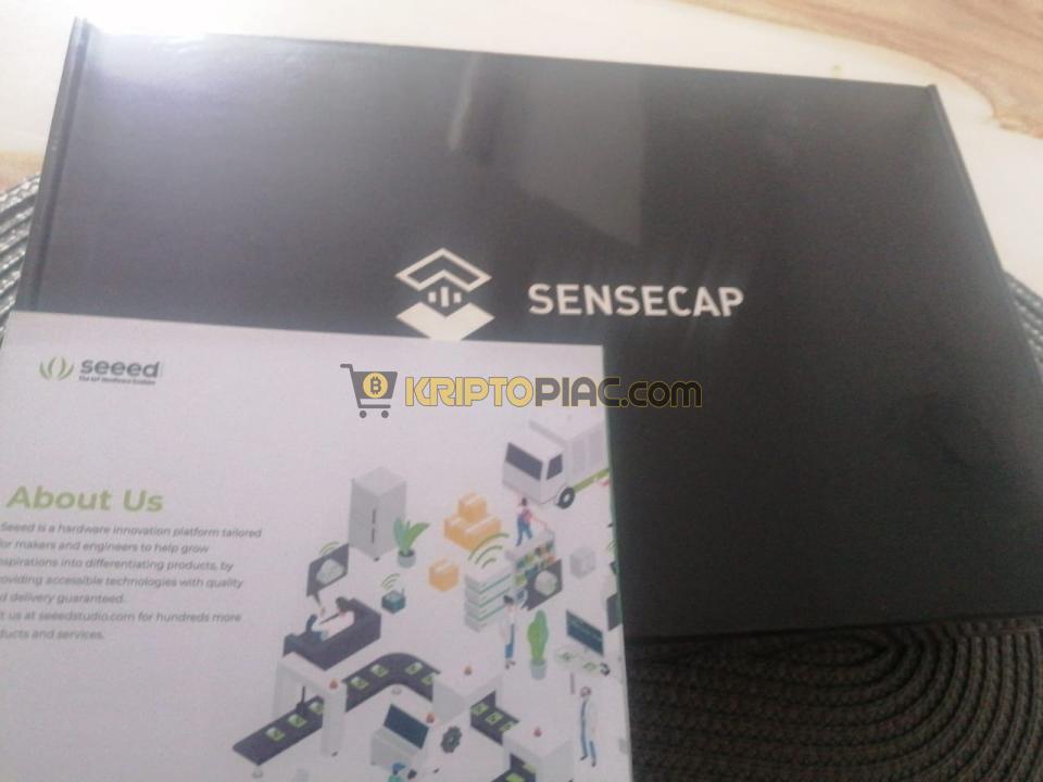 SenseCap-M1Hélium/HNT Hotspot Miner 868EU - 3/4