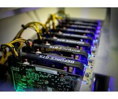 180 MHs (6x1660 Super) NVIDIA \ AMD Bányászgépek Kulcsrakészen, Garanciával, INGYENES oktatással