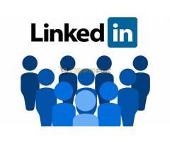 Linkedin kapcsolatépítés és endorsement