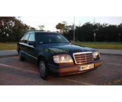 Mercedes Benz E250, W124, kombi, automata, manual klíma, 20 szelep = 0,26 BTC