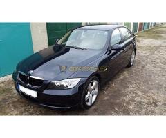 Tulajdonostól garázsban tartott nagyon szép állapotú BMW E90 320D elado