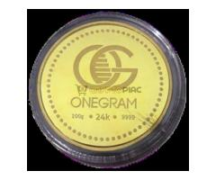 OneGramCoin december 31-ig akcióban harmad áron