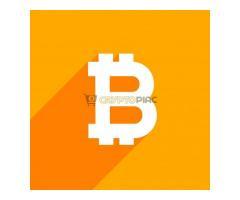 Grafika bitcoinért