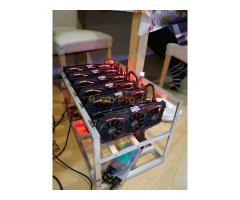 rx 580 8GB bányagép