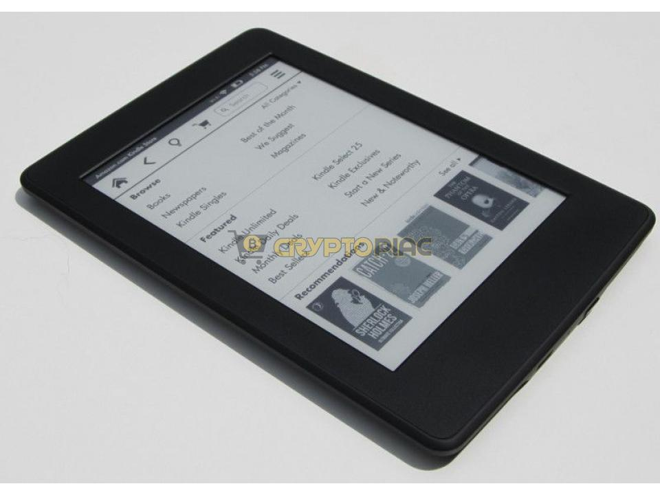 Kindle Paperwhite 3 - 1/2