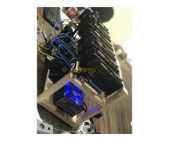 6 kártyás RIG 170 MHS
