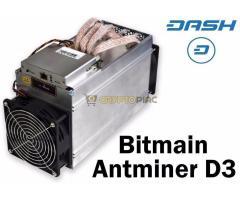 Eladó Antminer D3