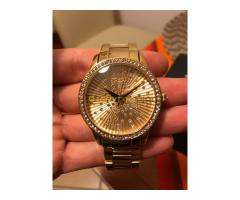 So & Co New York női aranyszín karóra