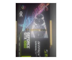 ASUS GeForce GTX 1060 6GB GDDR5 192bit PCIe ROG