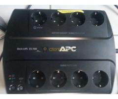APC Back-UPS ES 700 újszerű szünetmentes tápegység! Szuper áron!