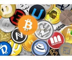 Eladó kriptovaluták akár nagyobb mennyiségben is