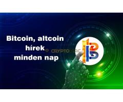 Hirdess a BitcoinBázison!