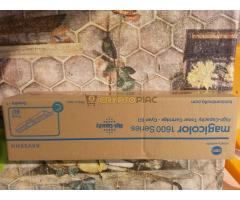 EREDETI , bontatlan Konica Minolta Magicolor 1600 C toner!! A bolti ár feléért elvihető!