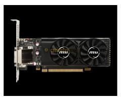 Új Msi Geforce GTX 1050TI 4GT LP
