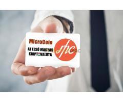 Eladó 1000db MicroCoin kérésre több is megoldható.
