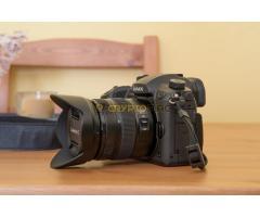 Panasonic GH5 + V-Log + 12-35mm f/2.8 II Asph. Power O.I.S. + kiegészítők/tartozékok