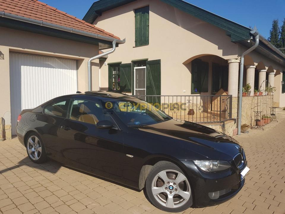 Bmw 320D (coupe) - 3/11