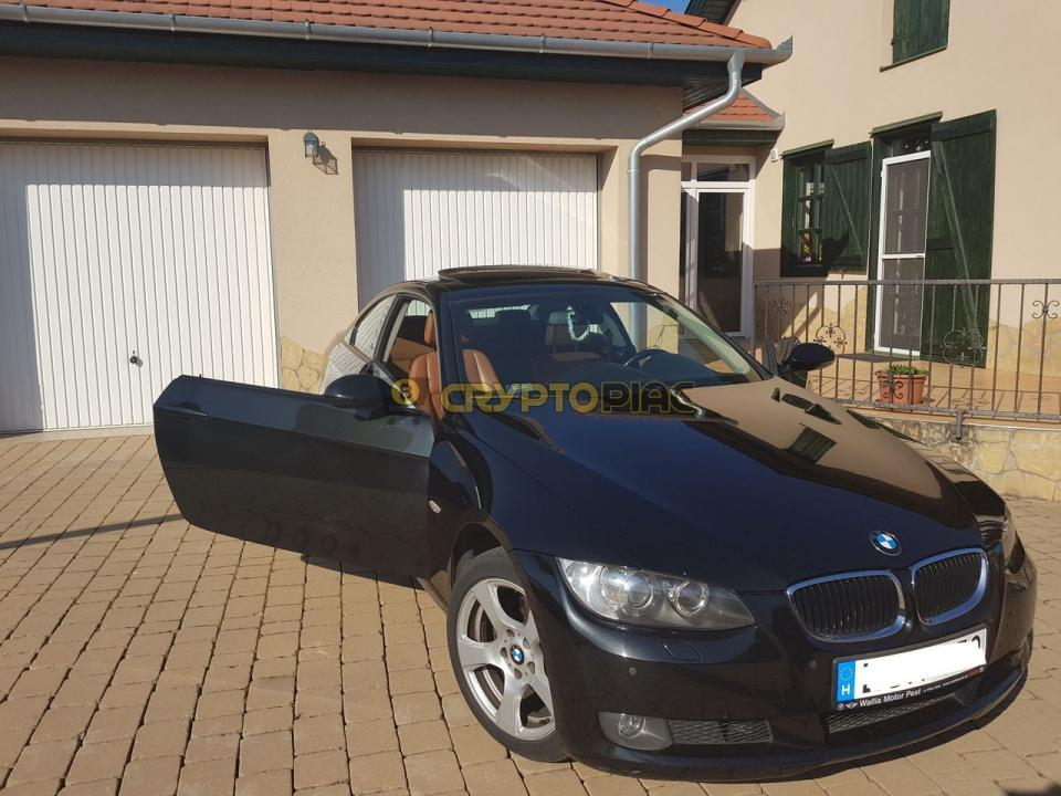 Bmw 320D (coupe) - 9/11