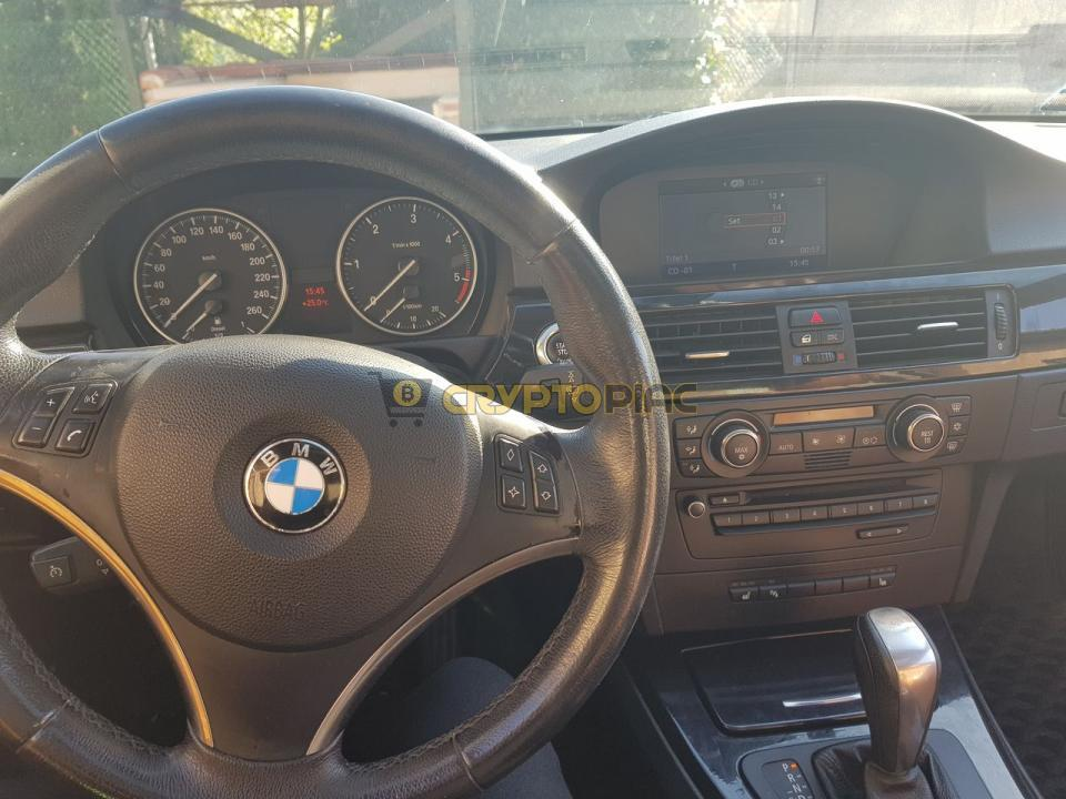 Bmw 320D (coupe) - 10/11