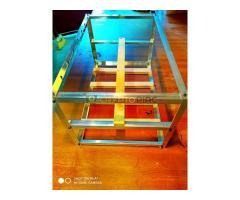 7 kártyás Alumínium Rig keretek gyártása