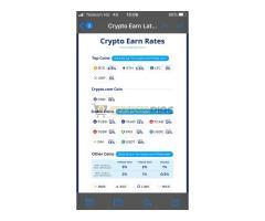 Crypto befektetésre magas hozam. ( akár 3-12% / év )