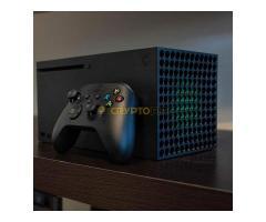 Xbox Series x et cserélném bányász rigre/gépre