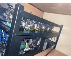 5db RX 580 Rig