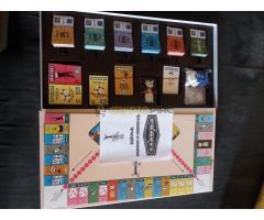 Profit kereskedelmi és befektetési társasjáték +ajándék kártya
